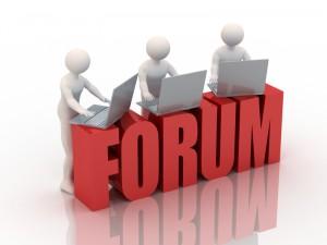 Etes-vous hors la loi en intervenant dans des Forums ?